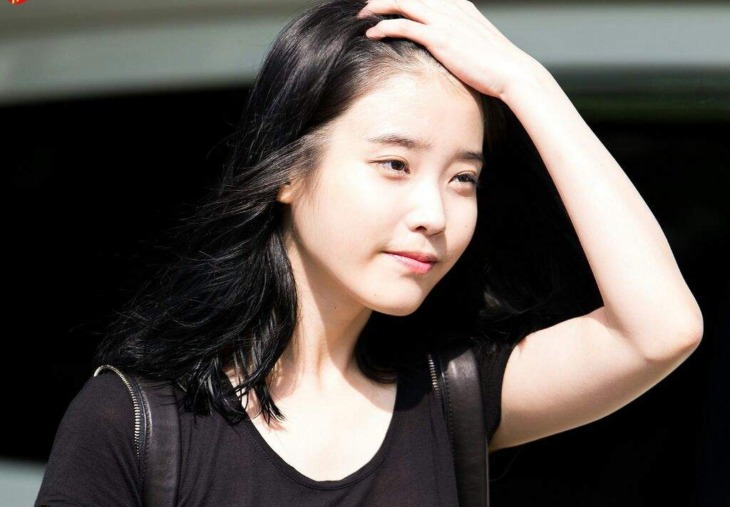IU: NO MAKE-UP TIME