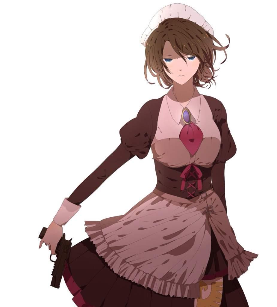 anime maid