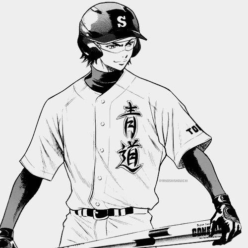 Diamond No Ace Amino: 沢村 • 栄純