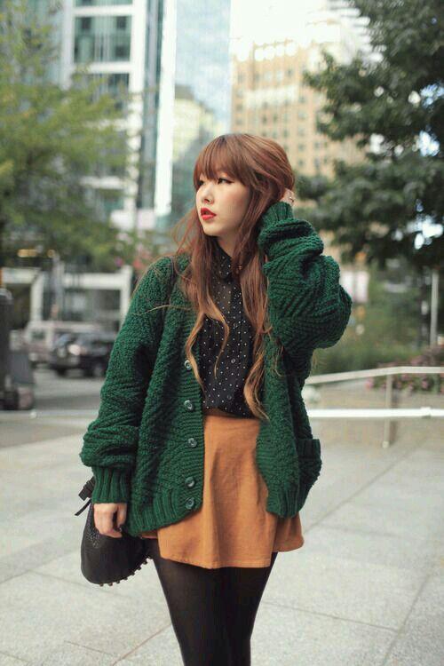 Korean Fall Fashion K Pop Amino