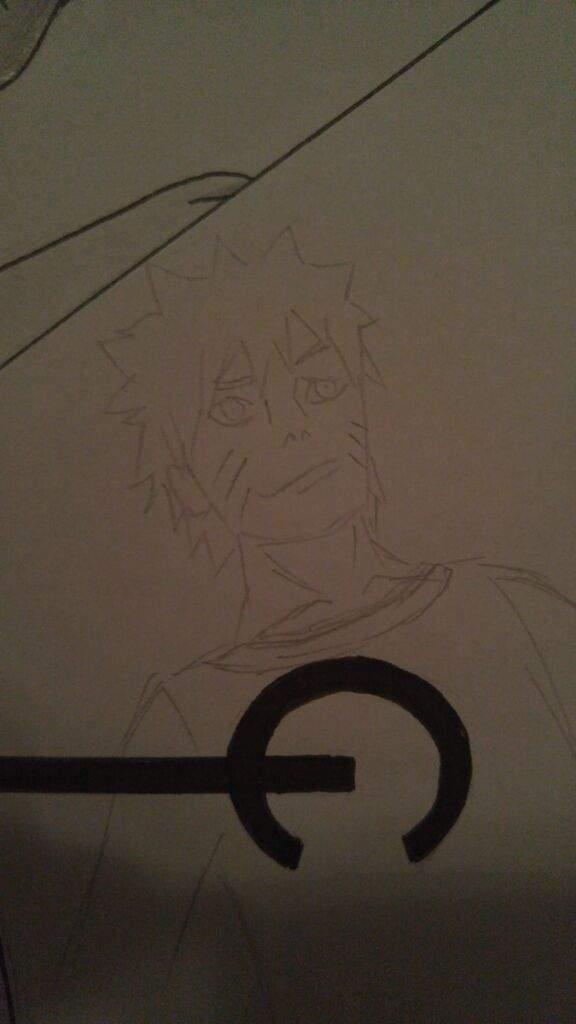 how to draw naruto and sasuke
