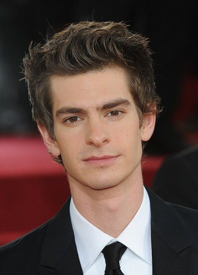 Andrew Garfield as You... Andrew Garfield