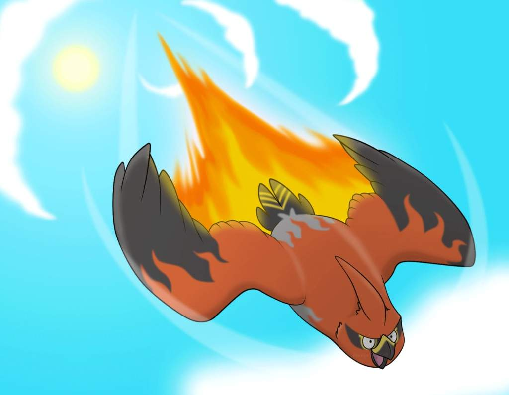 Talonflame Images Pokemon Images