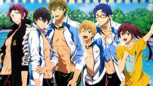 i am not going to lie free did kind of catch me off guard i saw the free fandom before it was full of yaoi and half naked boys