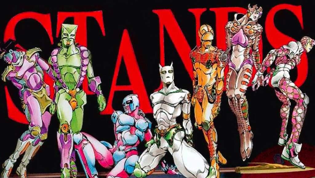 Stand Designs Jojo : Hamon or stands anime amino