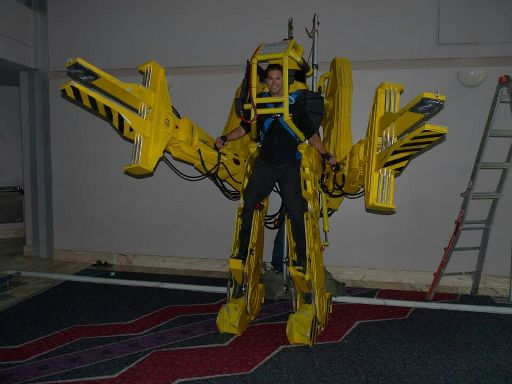 ALIENS Power Loader & ALIENS Power Loader | Wiki | Cosplay Amino