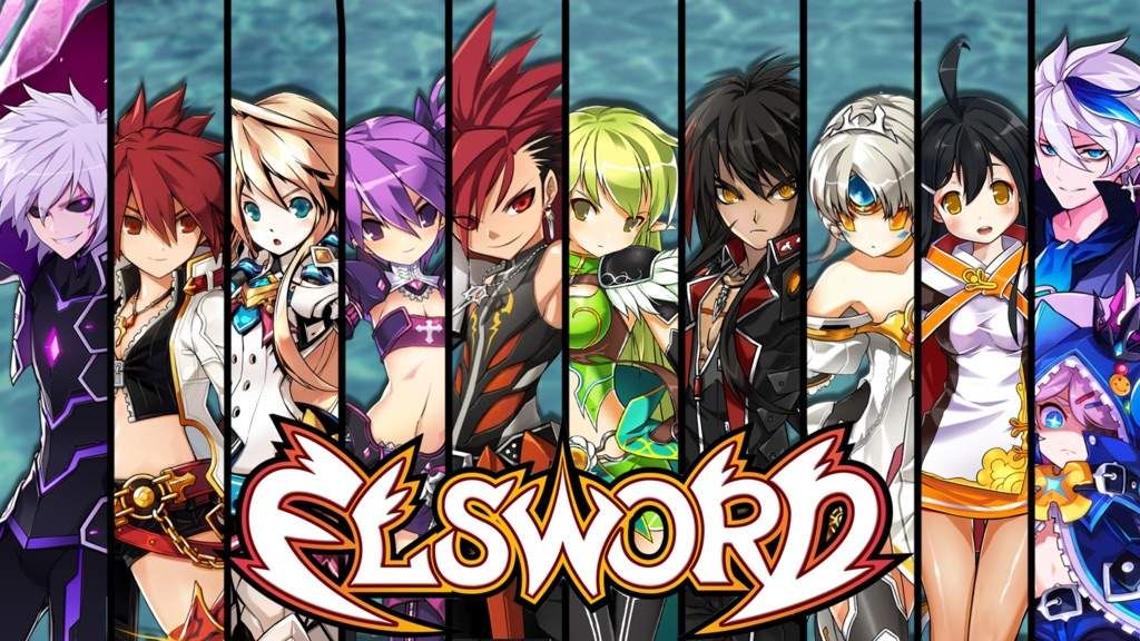 Anime Characters With Jobs : Elsword getting an anime in  amino