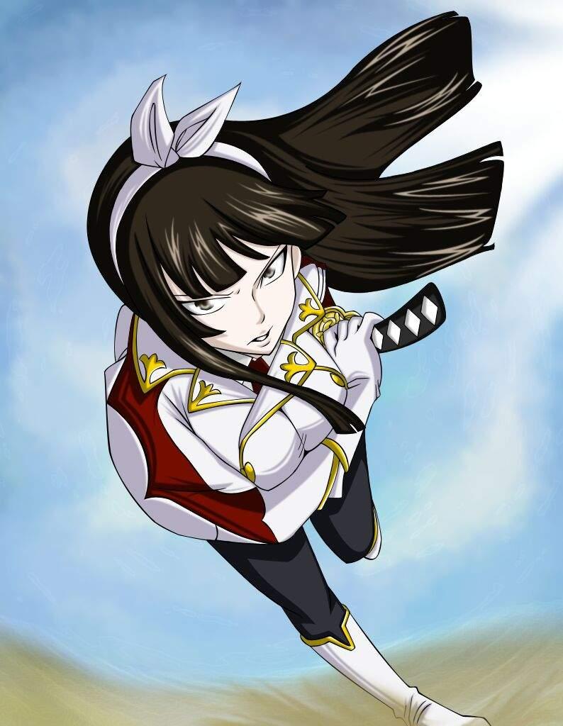 Kagura Mikazuchi | Fairy Tail Wiki | FANDOM powered by Wikia |Kagura Fairy Tail
