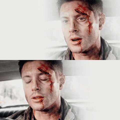 Thirst for blood: A vampire!Dean X Reader imagine