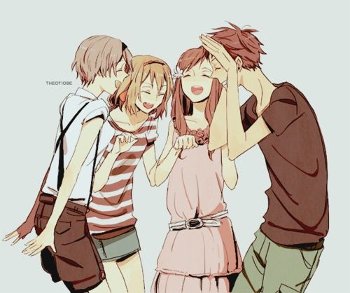 Girls Best Friend Wallpapers - Wallpaper Cave  |Anime Friendship Boy And Girl Quotes
