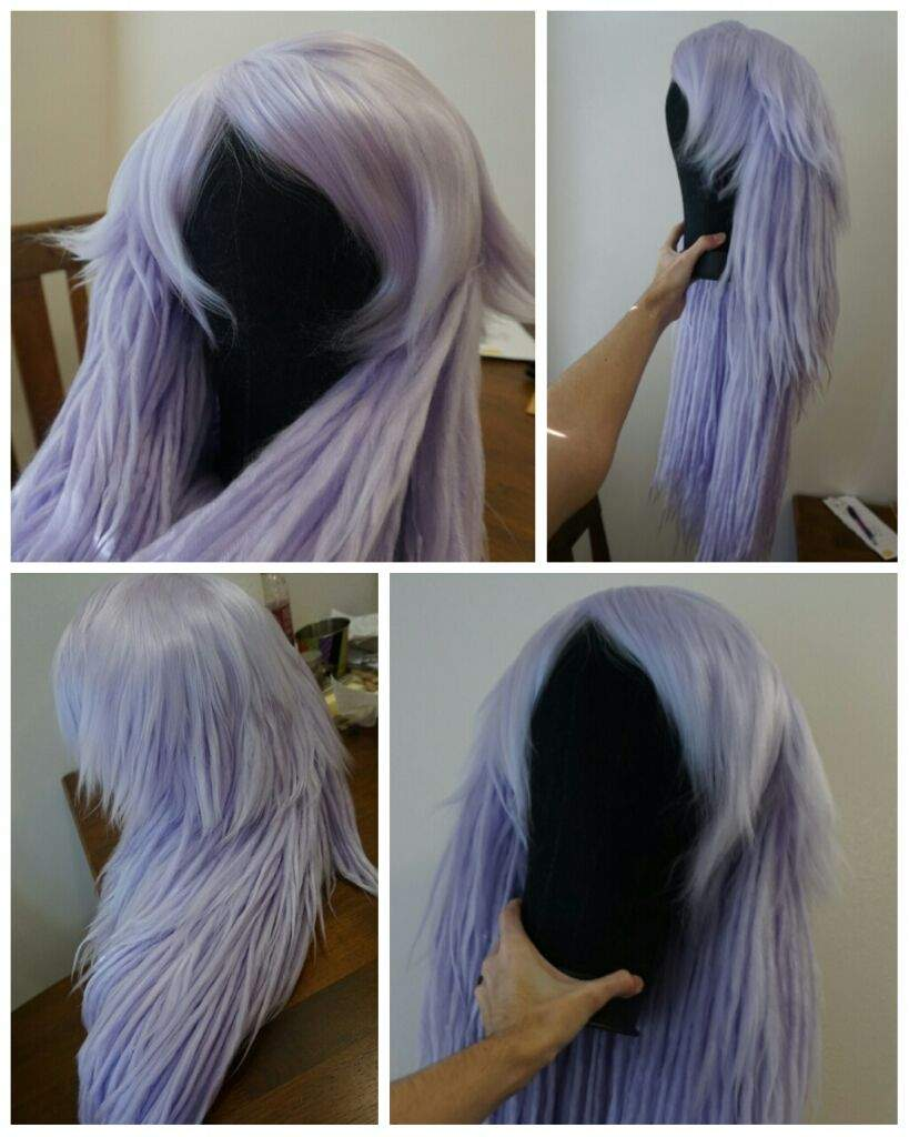 Yarn Wigs | Cosplay Amino