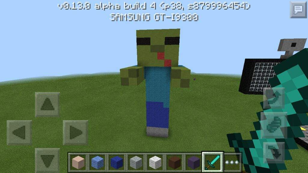 More build battle minecraft amino for Zombie build