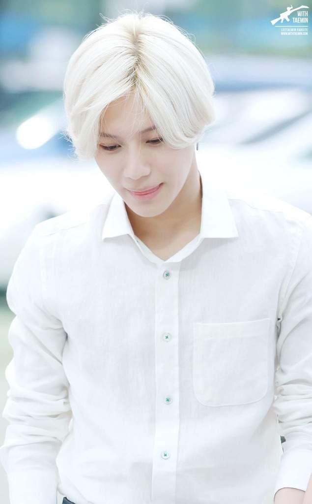 White Hair Trend Polls K Pop Amino