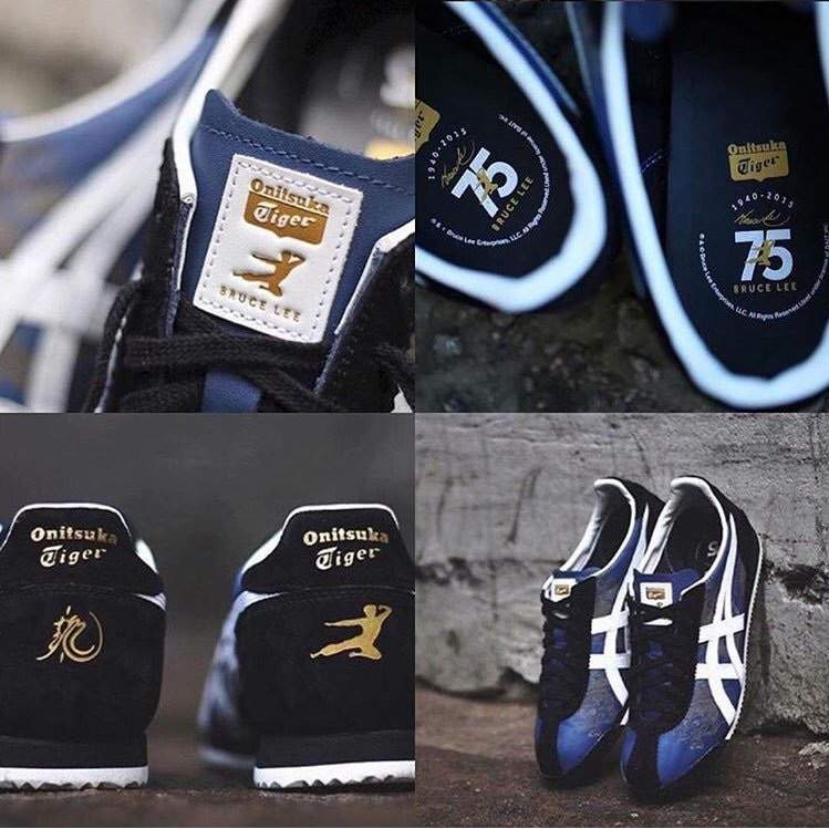 BAIT x Onitsuka Tiger x Bruce Lee Colorado 85 Legend Nice Kicks