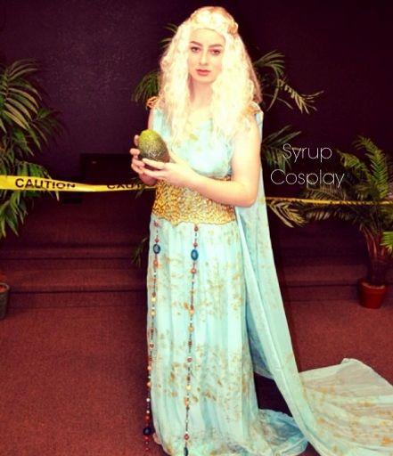 Daenarys Targaryen Qarth Gown   Wiki   Cosplay Amino