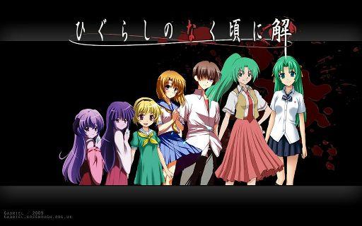 Higurashi No Naku Koro Ni Wiki Anime Amino