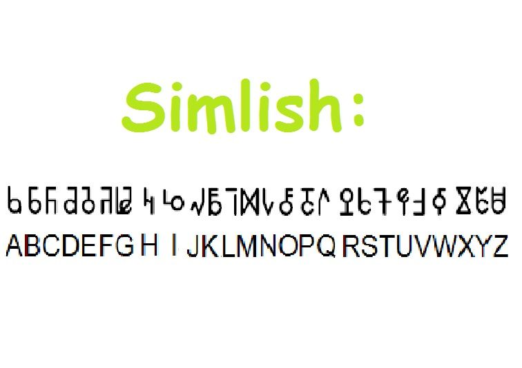 simlish translator