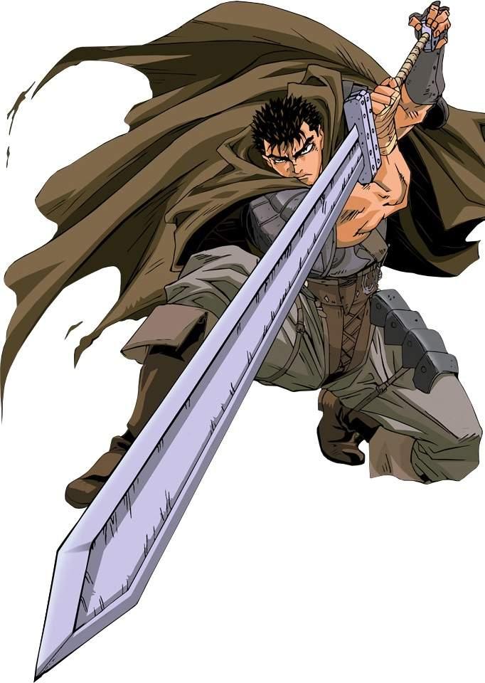 Anime Characters Like Guts : Guts anime amino