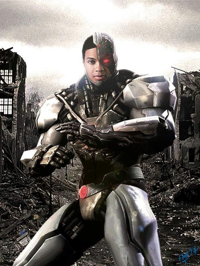 cyborg movie now teen titans movie comics amino