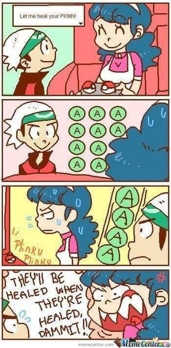 A Few More Pokemon Jokes