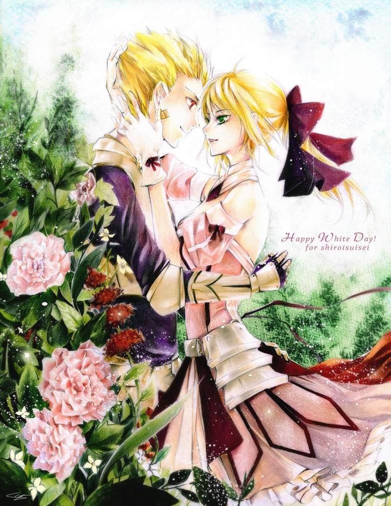dnf fate zero_OTP: Saber and Gilgamesh ️ | Anime Amino