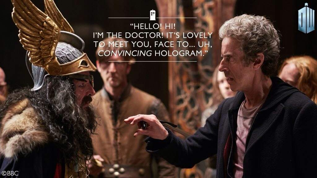Series 9 Quotes | Doctor Who Amino