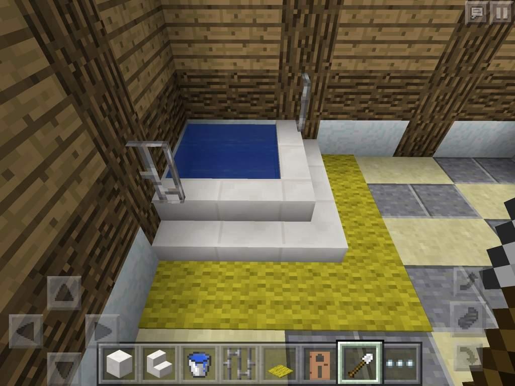 Image Led Make A Bathroom In Minecraft 9
