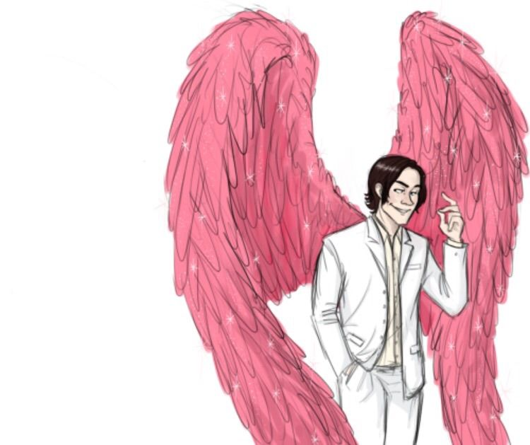 Lucifer With His Wings: Supernatural Amino