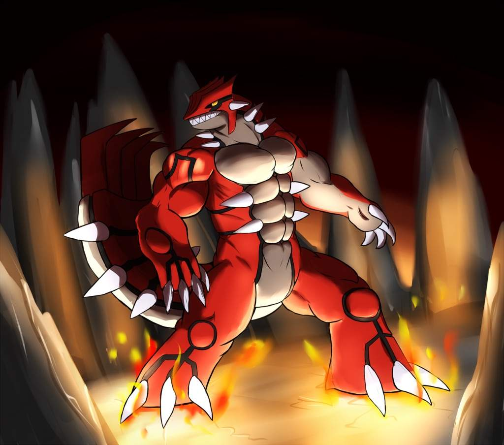 What's Up With Groudon?