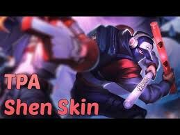 Best Shens Skin League Of Legends Official Amino