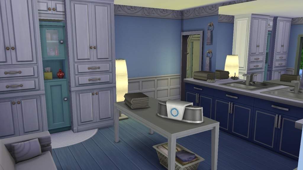 how to make a half cabinet in sims 4