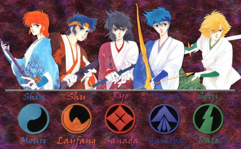 Ronin warriors anime amino - Ronin warriors warlords ...