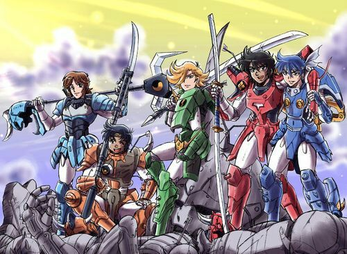 Ronin warriors wiki anime amino - Ronin warriors warlords ...