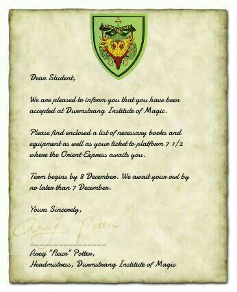 Missing Acceptance Letters Harry Potter Amino Do you have a darker magic side of you that you would like to develop your full. amino apps