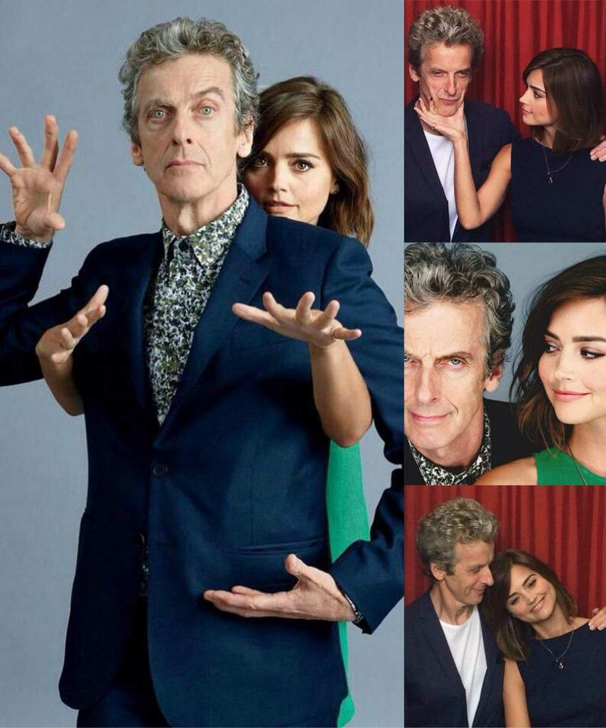 12th doctor and clara relationship fanfiction