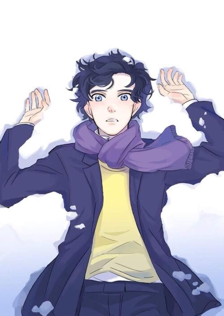 Sherlock Anime! | Sherlock Amino