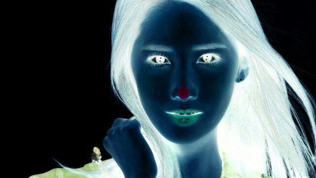 illusions dot optical snsd blink wall pop amino illusion