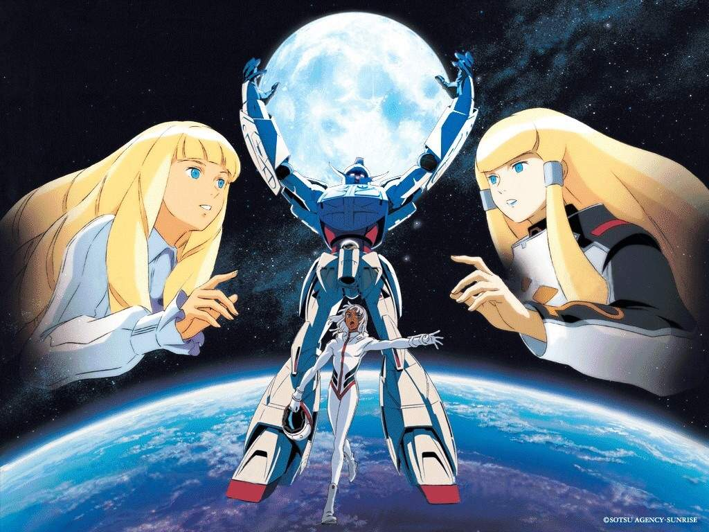 Top 10 gundam series anime amino