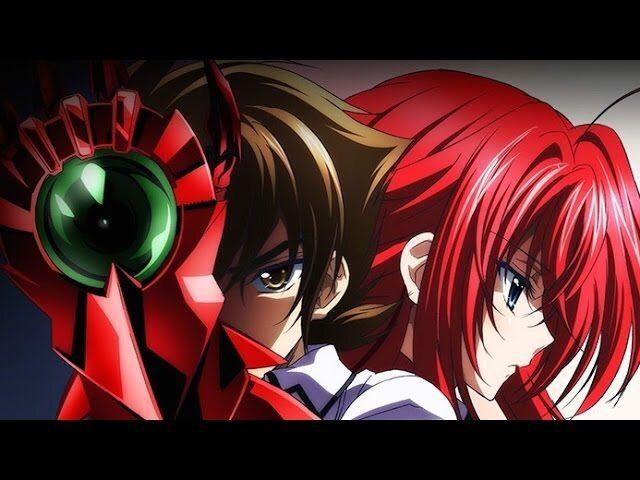 High school Of dxd season 4   Anime Amino
