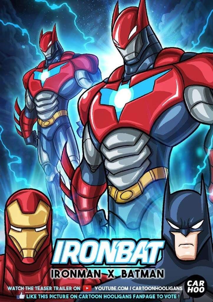 The Iron-Bat : pics