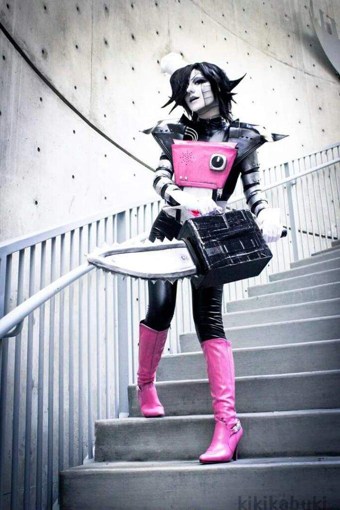 mettaton a to cosplay make How