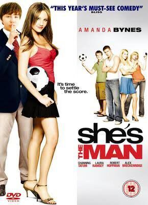 movies just like shes the man