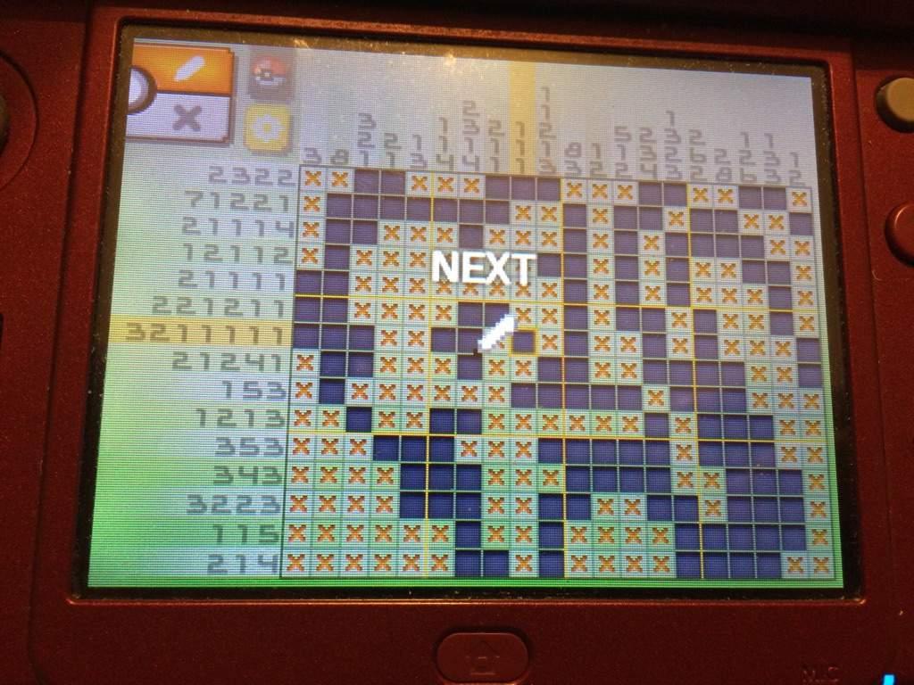 Pokemon picross s01 03 images pokemon images for Pokemon picross mural 2