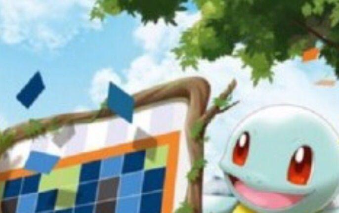 Pokemon picross tepig images pokemon images for Pokemon picross mural 1