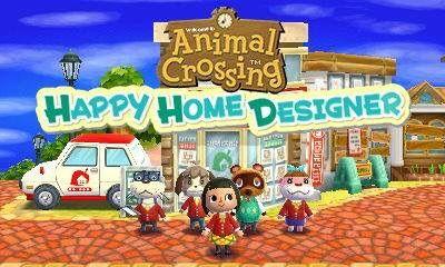 Animal Crossing Happy Home Designer Game Shop Dlc Update Video Games Amino