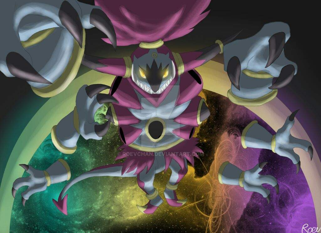 Hoopa Unbound Competitive Analysis Pok 233 Mon Amino