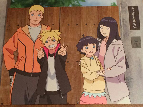 Confirm. And Naruto and hinata meets parents