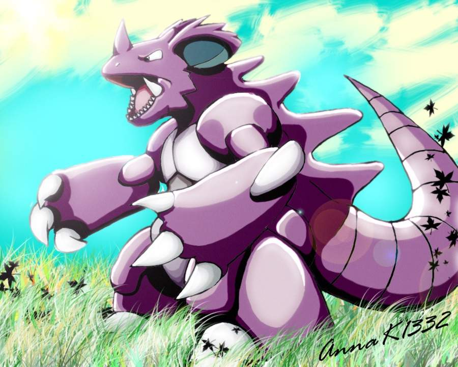 Can any of the Nidoran evolution stages learn surf in ...