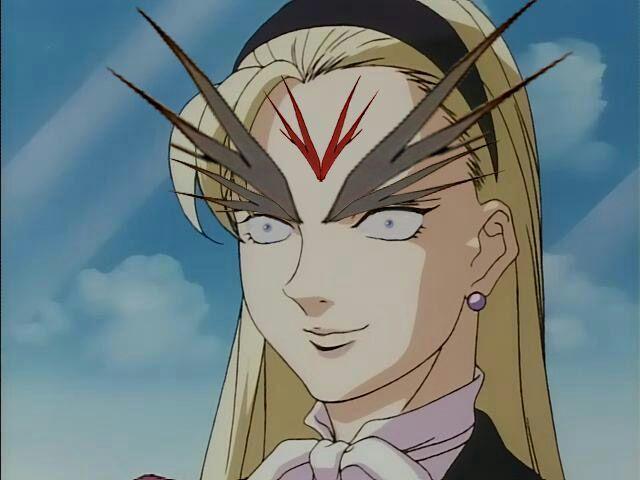 Big O Anime Characters : Eyebrow wars anime amino
