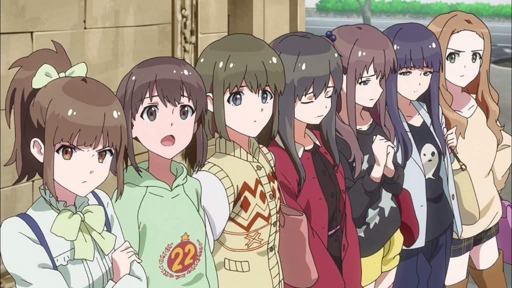 Wake Up Girls | Anime Amino Anime Girl Waking Up